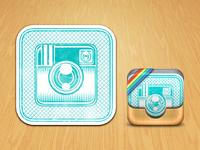 Instamatch Icon