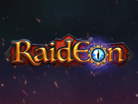 Raideon Game Logo