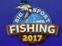 Big Sport Fishing 2017 Game Logo