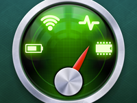 Macosx Stat Bar Icon