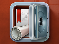 iOS iWill App Icon