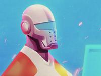 Character Design: Tech Bot