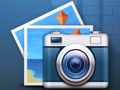 MacOSX Duplicate Photo Remover App Icon