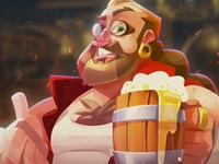 Character Design: Balthazar