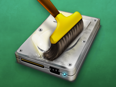 Mac OSX iClean App Icon