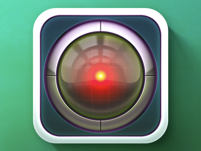 iOS Personal Assistant App Icon