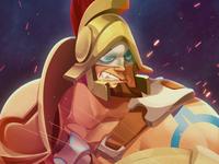 Character Design: Gladiator