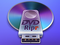 Mac OSX DVD Ripr App Icon