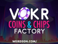 VOKR Coin & Chip Factory