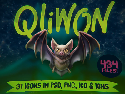 QLIWON – Special Halloween Assets unity spine2d anima2d ghost candy voodoo witch skull pumpkin zombie illustration icon assets halloween