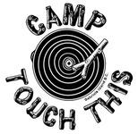 T-shirt design - Camp Touch