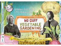 No Guff Gardening book