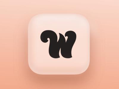 005 - App icon web app logo branding vector illustration ecommerce dailyui brand ui digital design