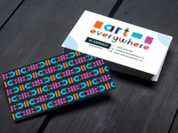 Business Card Design For Contest