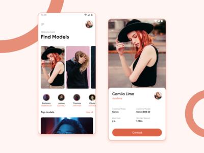 Find Models App