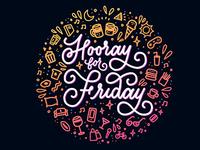 Hooray for Friday