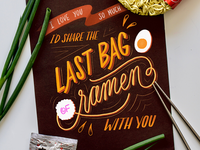 Last Bag of Ramen