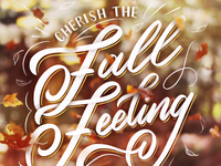 Cherish the Fall Feeling