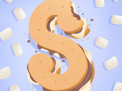 36 days of sweet type — S