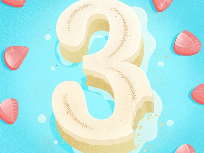 36 days of sweet type — 3