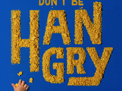 Don't be hangry