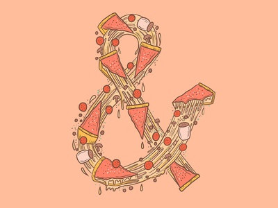 Pizza Ampersand