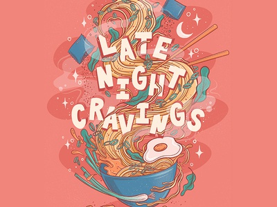 Late Night Ramen Cravings