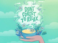 Don't Forget to Relax