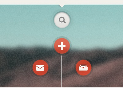 Collaborative Choice icon search message texture switch button
