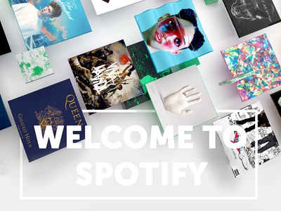 Welcome to Spotify