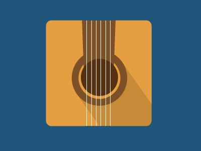Guitar app guitar icon