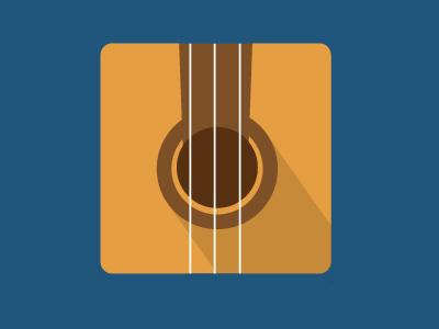 ICON GUITAR 3 STRINGS 3strings guitar