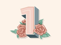 36 Days of Type _ Number 1