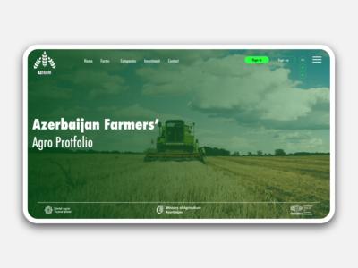 AzFarm web design offer(not official)