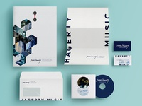 Complete Stationery Suite for Mark Hagerty