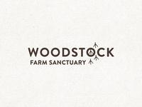 Woodstock Farm Sanctuary Logo