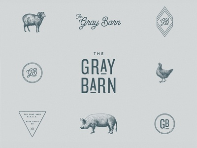 The Gray Barn Brand Assets
