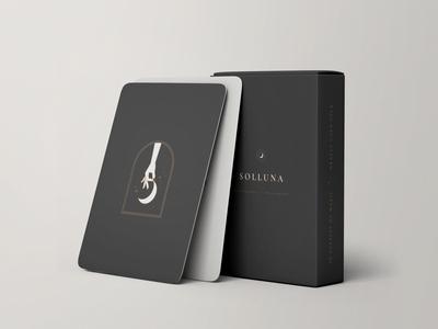 Solluna Oracle Cards