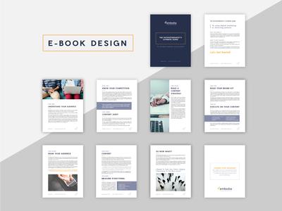 Medical Online Education ―E-book Design