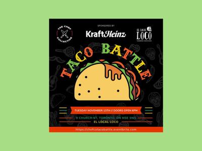 Taco Battle ―Gastronomic Event