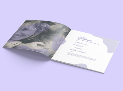 Why a lilac cow? ―The Brandbook