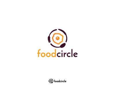 Food Circle Logo