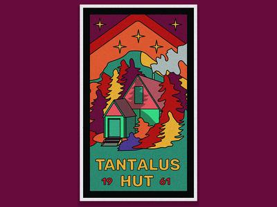 Tantalus Hut