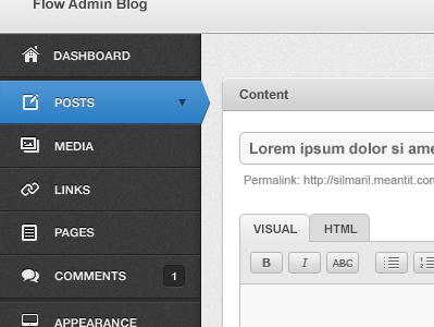 Flow admin 1