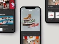 E-commerce App UI Practice