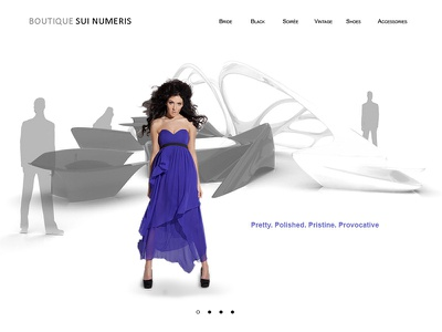 Boutique Sui Website bride boutique fashion website