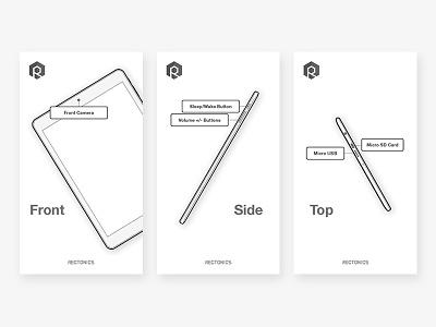 Rectonics Manual rectonics branding manual