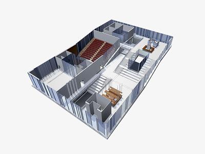 Museum Design interior architecture museum