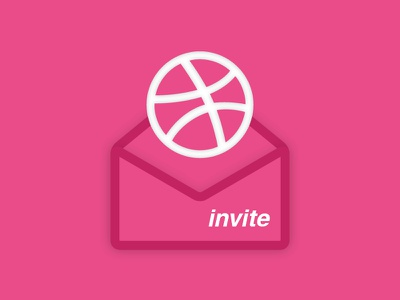 Dribbble Invite email invite dribbble