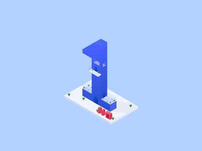 2.5D Illustration exercise